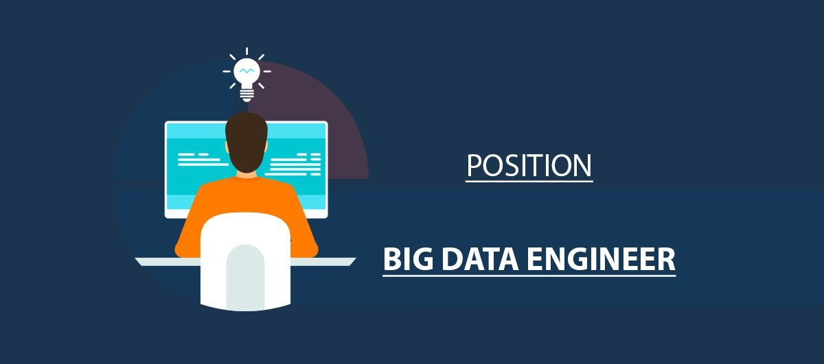 Вакансия Big Data Engineer