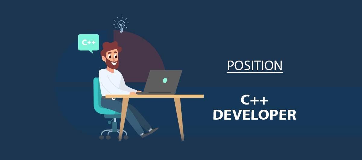 Вакансия C++ Developer