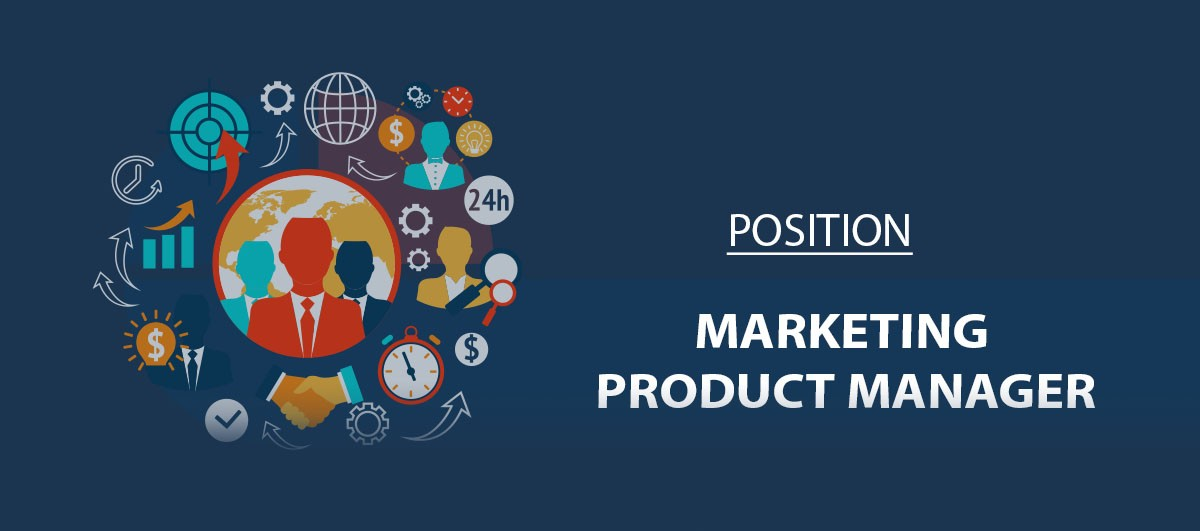 Вакансия Marketing Product manager